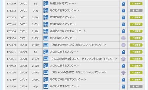 infoq調査依頼