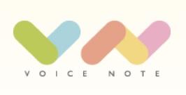 ボイスノートロゴ