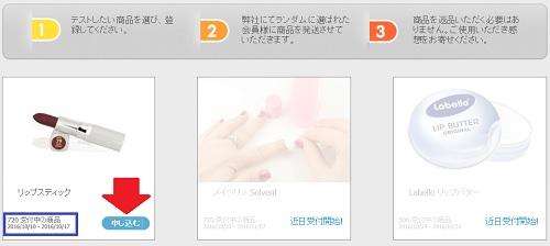 toluna商品テスト2